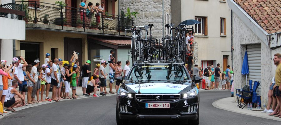 Autohorn to help supply vehicles in Tour De Yorkshire