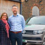 Autohorn helps York Against Cancer after minibus breakdown