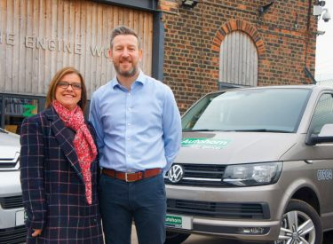 Autohorn helps York Against Cancer after minibus breakdown