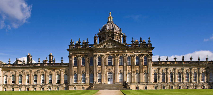 Autohorn Partners up with Castle Howard