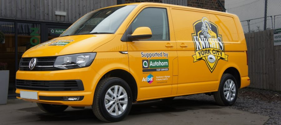 Autohorn help to steer York City Knights through the 2020 Season