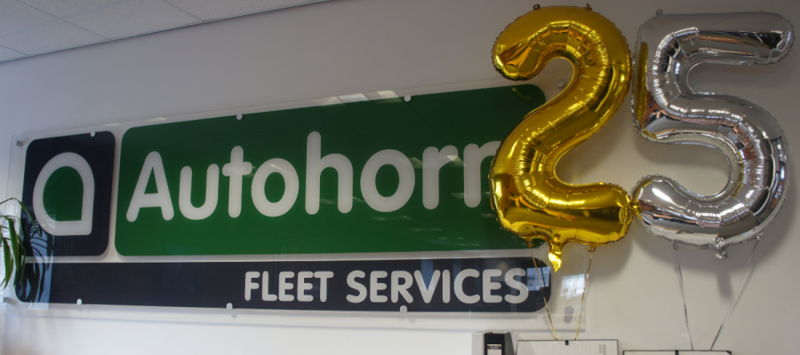 Autohorn Celebrates 25th Birthday