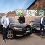 Autohorn Fleet Services hits electric car target as one the greenest fleets in Yorkshire